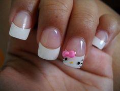 ir I ever get fake nails again...