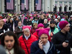 Donald Trump responds to Women's Marches by claiming protesters didn't vote Hillary Clinton won 65.9 million votes on 8 November while the US President achieved 63 million