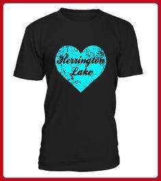 I Love Herrington Lake Shirt Kentucky Camping Gift Limited Edition - Yoga shirts (*Partner-Link)