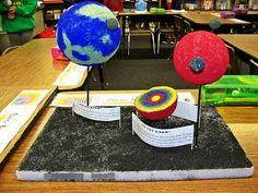 Mars Solar System Project