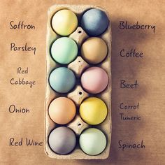 :: no interest in dyeing eggs (this was for Easter), but the colors and the idea appeal.
