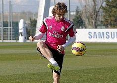 Real Madrid hopes to Luka Modric