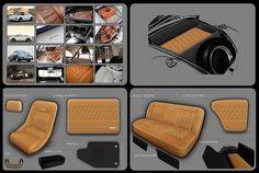 O Fusca Outlaw começa a tomar forma - e ganha um visual matador - FlatOut! Volkswagen Beetle, Volkswagen Type 3, Vw Bugs, Bugatti, Combi T1, Suzuki Carry, Hot Rods, Vw Mk1, Custom Car Interior