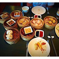 Unlimited dim sum sounds like a wonderful feast! IG @ joshjuico6501 #dimsum #chinesefood #foodporn #feast #dumplings #deiracreek #radissonblu #dubai