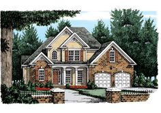 Frank Betz Associates has many house plans in our extensive database. Search for a house plan that will meet your needs! House Plans 3 Bedroom, Cottage House Plans, Country House Plans, Cottage Homes, Sims House Plans, New House Plans, House Floor Plans, Best Home Builders, Custom Home Builders