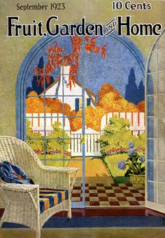 Fruit, Garden and Home, September 1923