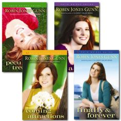 Katie Weldon series (A+ ~great Christian books for teen girls! Sweet stories about growing up, best friends, and boyfriends. Some of my personal favorite books)