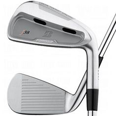 Bridgestone Golf Irons: Mens Bridgestone J38 Forged Pocket Cavity Irons  Price: $799.00