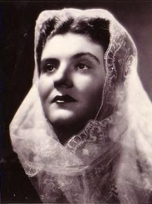 Maria Caniglia (5 May 1905 – 16 April 1979) was one of the leading Italian dramatic sopranos of the 1930s and 1940s.