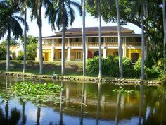 The Bonnet House in Fort Lauderdale, Florida is a must see for Floridians as well as tourists!