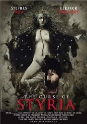 "santiagocaruso: "" Artwork & original design by Santiago Caruso for the poster of the film THE CURSE OF STYRIA written and directed by Mauricio Chernovetzky & Mark Devendorf. Horror Movie Posters, Cinema Posters, Horror Films, Film Posters, Sci Fi Movies, Scary Movies, Movies To Watch, Carmilla, New Series To Watch"