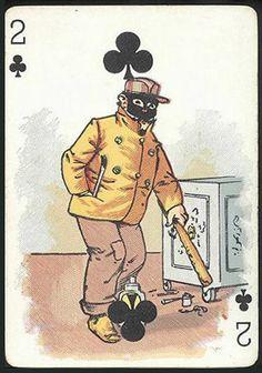 Nombre (Deck): Hustling Joe . País (Country): USA Fabricante (Made ): USPCC. Fecha (Date):1.895. BARAJA ORIGINAL. ORIGINAL CARDS