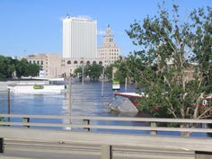 2008 flood in Cedar Rapids, Iowa