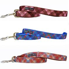 Plaid Collection    www.queenofpaws.com   Follow us on Facebook & Twitter  @queenofpaws