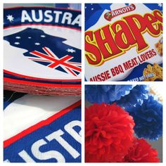 Australia Day Theme Party