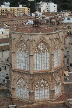 Valencia's Cathedral... amazing (photograph by Esme Garlake)
