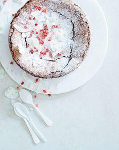 Gluteeniton suklaakakku | Soppa365