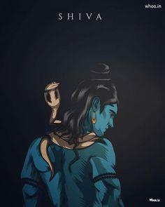 Lord Shiva Blue Image Shiv a Warriors Image Angry Pose Mahakal Shiva, Shiva Statue, Lord Krishna, Angry Lord Shiva, Lord Shiva Pics, Warrior Images, Art Tutorial, Rudra Shiva, Aghori Shiva
