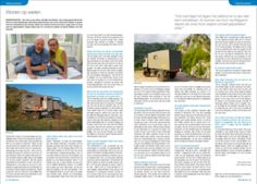 "Overland travel: Living on wheels – Interview - http://www.terratrotter.eu/overland-travel-living-on-wheels-interview/ - This summer we were interviewed by journalist Suzanne Antonis. The interview was published in October 2016 in  the Belgian magazine Onderox. You can read the original dutch article here: ""Gelukzoekers – Wonen op wielen"" Happiness seekers – Living on Wheels (English translation, including links to related posts) Kempen/Eur"