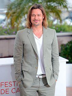 Brad Pitt is on the scene in Cannes. http://www.people.com/people/gallery/0,,20597422,00.html#21163637