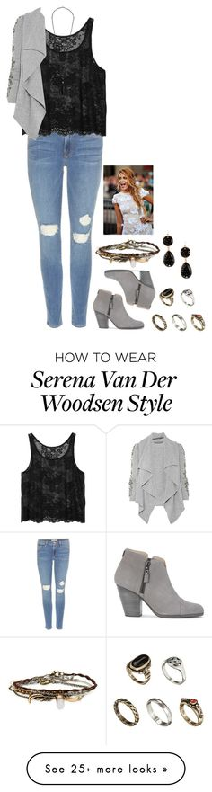 """""""Outfit #94"""" by fran-peeters on Polyvore featuring Frame Denim, Monki, Camilla and Marc, rag & bone, Aéropostale and ASOS"""