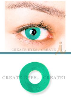 One of our most popular sellers are these pearly green dazzlers ♥    Pearl Green Crazy Cosmetic Contact Lenses  HeavenlyCreates: Offers a wide variety of Crazy Contact Lenses at even crazier prices.   Brand New and Packaged  Packing: 2 pcs / Box   Prescription: 0.00  Usage: 90+ days after opening   Price: $69.00