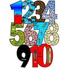 Ten Plagues Numbers