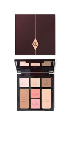 Instant Look In A Palette | Charlotte Tilbury