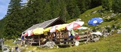 BERGFEX: Kaiserkrone - Etappe 2 - Fernwanderweg - Tour Tirol Kaiser, Patio, Outdoor Decor, Tours, Summer, Yard, Porch, Terrace, Courtyards