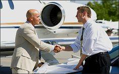 Private Jet Flights: Business Jet Market