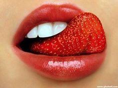 Srawberry tongue