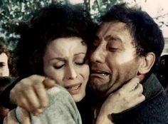 Silvana Mangano e Alberto Sordi