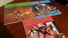 Vintage Gremlins Records $6.00 each + shipping