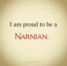 Once a King or Queen of Narnia, always a King or Queen of Narnia