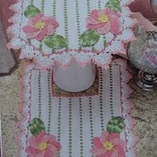1000 Images About Toilet Cover Crochet On Pinterest