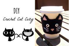 Crochet Cat Cozy DIY                                                                                                                                                     More