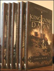 Grace & Truth Books carries hundreds of Christian Books including The Kingdom Series - 6 volumes (Chuck Black) for the whole family.