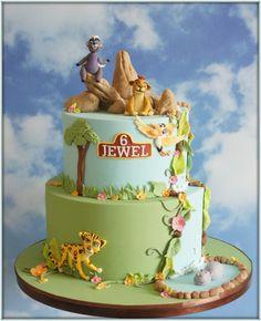Lion Guard by Jo Finlayson (Jo Takes the Cake)