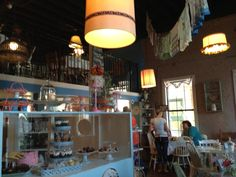 Letty Mae's Tea Room & Fancy Junk- Morris, IL Day Trips, Illinois, Fancy, Tea, Places, Room, Home Decor, Bedroom, Decoration Home