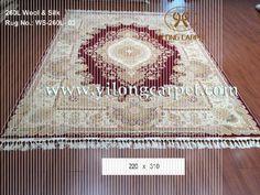Handmade wool silk carpet, new design and best quality. #rug #love #carpet #deco #house #floor  #cream #black#home # #tapis #colors #interiors #homedecor #boucherouite#gypsetliving #moroccanrugs #design #vscocam #weddingblanket ##palmsprings#love#beauty #stylist #midcenturymodern#colors www.yilongcarpet.com alice@yilongcarpet.com whatsapp: +86 1563892792 www.yilongcarpet.com alice@yilongcarpet.com whatsapp: +86 15638927921
