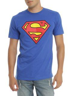 DC Comics Superman Logo T-Shirt