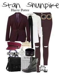 Stan Shunpike Harry Potter Knight Bus Stans Outfit Inspirations