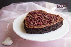 Buraczano-migdałowy brownie (paleo, wegański) - Cook it Lean - sprawdzone paleo przepisy