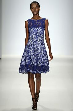 Tadashi Shoji Ready To Wear Spring Summer 2015 New York...Lovely, love the silhouette & fabric combination. Imagine this in your wedding colors & embellishments.