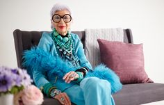 Iris Apfel Clears Her Warehouses AKA Best Shopping Day Of The Year