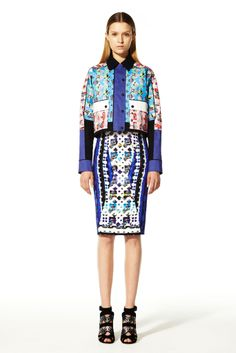 Peter Pilotto | Resort 2013 Collection | Style.com