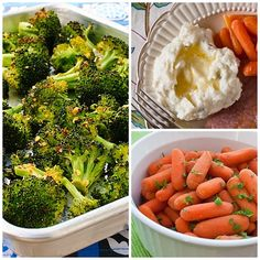 Easter dinner round-up from Real Mom Kitchen... basically all the recipes you need for Easter dinner