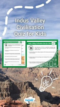 Need help with homework topics? Your children can scan the QR code to find out all about the Indus Valley civilisation then test their learning with a quiz. Follow the link to try this engaging quiz today! Quizzes For Kids, Question And Answer, This Or That Questions, Indus Valley Civilization, Homework, How To Find Out, Learning, Children, Link