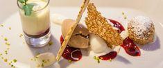 Flokal-Das Flokal Panna Cotta, Pudding, Ethnic Recipes, Desserts, Food, Tailgate Desserts, Meal, Deserts, Essen