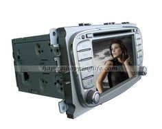 Ford C-Max Android Autoradio DVD GPS Digital TV Wifi 3G USB RDS